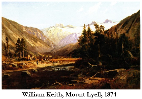Keith, Mt. Lyell, 1874